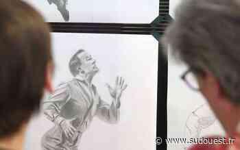 Floirac : expo itinérante de l'école d'art - Sud Ouest