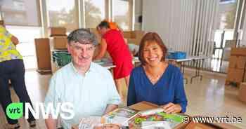 Puzzel, kleurboek voor volwassenen, spel kaarten en wat snoep: Asse verdeelt antiverveelpakketten voor senioren - VRT NWS