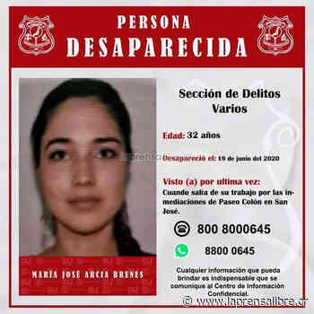 Localizan en San José de la Montaña a joven desaparecida - La Prensa Libre Costa Rica
