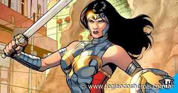 Mulher-Maravilha mata vilão do Batman em nova HQ - Legião dos Heróis