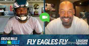 Former Eagle Donovan McNabb joins Kevin Hart on quarantine series 'Cold Calls' - PhillyVoice.com