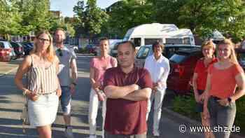 Eutin: Parken in der Innenstadt: Anwohner hoffen auf Kompromiss | shz.de - shz.de
