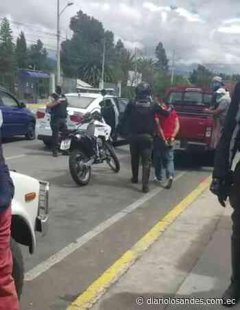 Cuatro detenidos por robar en Riobamba - diariolosandes.com.ec