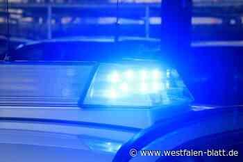 Einbruch in Bekleidungsgeschäft - Westfalen-Blatt