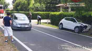 Incidente a Cinto Caomaggiore: feriti un uomo e una donna - Nordest24.it