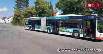 Stadt Ravensburg will Ein-Euro-Ticket in Bussen unbegrenzt verlängern - Schwäbische