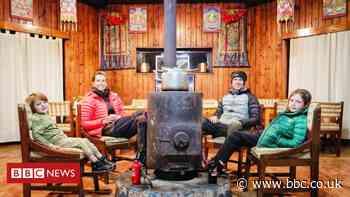Coronavirus: Aberdeen family get green light to end Nepal Lockdown