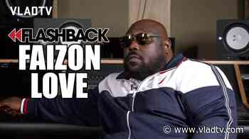 EXCLUSIVE: Faizon Love on AJ Johnson Claiming Ice Cube Did Him Dirty: I Believe Ice Cube - VladTV