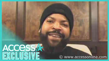 Ice Cube Says Fatherhood Turned Him 'From A Boy Into A Man' - Access