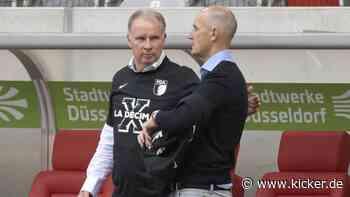 FC Augsburg widerlegt durch Klassenerhalt Ex-Präsident Seinsch - kicker - kicker
