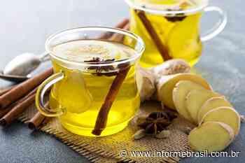 Chá de gengibre, canela e cravo-da-índia é a solução para secar a barriga - INFORME BRASIL