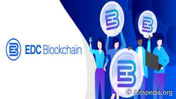 EDC Blockchain Price – EDC price Eyeing Fresh High | Cryptocurrency information | Cryptocurrency News | Bitcoin News and Crypto Guide - Coinpedia