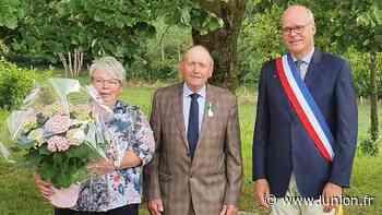 Aizy-Jouy: de l'or pour Jean-Louis Coëz, élu depuis quarante-trois ans - L'Union