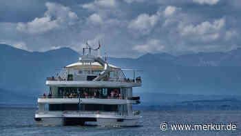 Schiff-Rundfahrten bald auch ab Tutzing - reduzierter Fahrplan am Starnberger See trifft Wirte - merkur.de