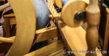 In Schwanewede gibt es regelmäßig Kurse für Anfänger im Spinnen - WESER-KURIER