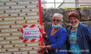 Statt Kleiderspenden: Das Rot-Kreuz-Lädele in Gottmadingen wird von Müll ... | SÜDKURIER Online - SÜDKURIER Online