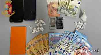In casa il laboratorio della cocaina: arrestati due spacciatori ad Acerra - Il Mattino