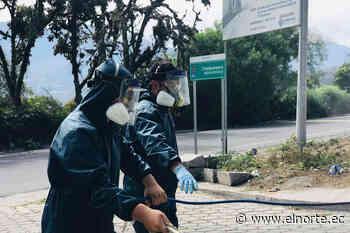 Pimampiro registra primer caso de coronavirus y planifica sanitización masiva - Diario El Norte