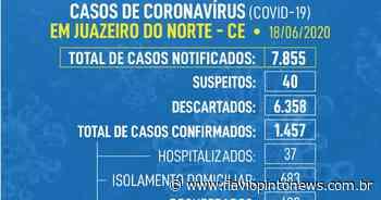 Prefeitura de Juazeiro do Norte lamenta informar mais um óbito por coronavírus no município - Flavio Pinto