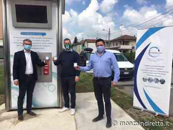 Cogliate: una casetta dell'acqua nata nel lockdown - Monza in Diretta - Monza in Diretta