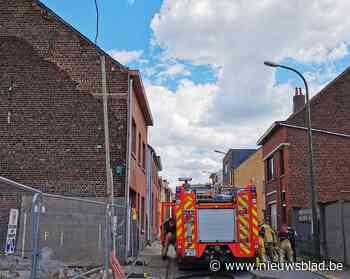 Brand in leegstaande woning mogelijk aangestoken - Het Nieuwsblad