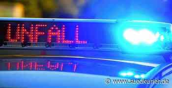 76-Jähriger verursacht Unfall: Vier Menschen werden verletzt und müssen ins ... | SÜDKURIER Online - SÜDKURIER Online