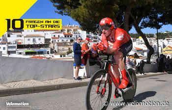"""Jasha Sütterlin: """"Der einzige Gegner im Radsport bist du selbst"""" - Velomotion"""