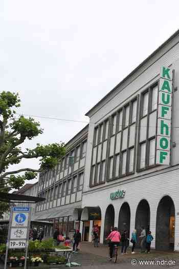 Neubrandenburg will für Galeria-Kaufhof-Filiale kämpfen - NDR.de