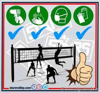 Volley, per la Stars Mortara la ripresa dell'attività in sicurezza viene prima di tutto - Vigevano24.it