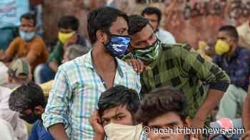 Kasus Corona Melonjak, New Delhi Batalkan Cuti Staf Medis - Serambinews.com