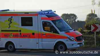 Unfall mit zwei Schwerverletzten im Taunus - Süddeutsche Zeitung