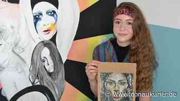 Bayerin (15) malt Lady Gaga - und der Superstar reagiert auf ihr Bild - donaukurier.de