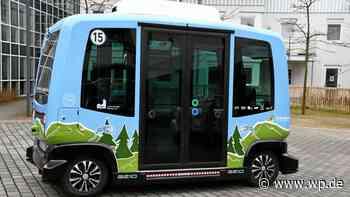 Drolshagen: Elektrobus SAM fährt noch bis zum 17. Juni - WP News