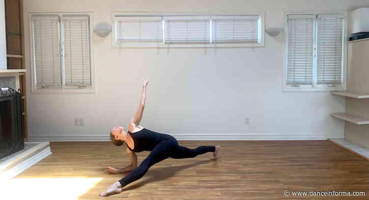 Martha Graham Dance Company reimagines lost solo 'Immediate Tragedy'