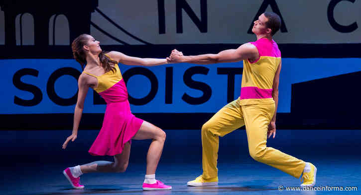NYCB Digital Spring Season: The show must go on