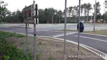 Centrale parking met 153 plaatsen in sportzone