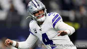 Dak Prescott prevents Cowboys from changing their mind and yanking the franchise tender