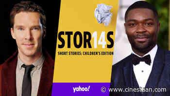Benedict Cumberbatch, David Oyelowo to narrate global podcast series STOR14S - Cinestaan.com