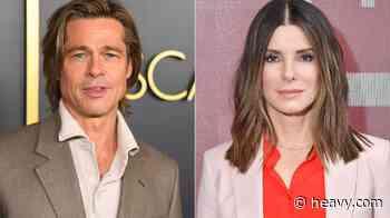 Did Brad Pitt & Sandra Bullock Ever Date? - Heavy.com