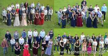 Entlassfeier an der Sekundarschule in Simmerath: 97 junge Menschen auf einem guten Weg - Aachener Zeitung