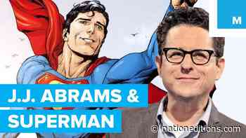 JJ Abrams Might Direct A New Superman Flick - NationEditions