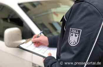 HZA-P: Zoll deckt Schwarzarbeit in Zossen auf / 11 Strafverfahren nach Baustellenkontrolle in Wünsdorf - Presseportal.de