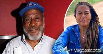 John Amos' Only Daughter Shannon Shows Strong Resemblance to Dad While Posing in a Denim Jacket - AmoMama