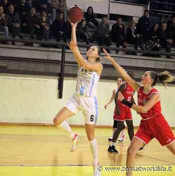A2 femminile: La Bottega del Tartufo Umbertide e Aneta Kotnis ancora insieme - Basket World Life