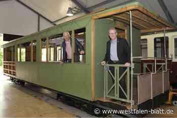 Drei Kleinbahn-Epochen werden lebendig - Westfalen-Blatt