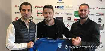 Yan Grandgirard rejoint le FC Limonest Saint-Didier ! - Actufoot