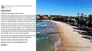 'Offensive': Mum slammed over jaw-dropping display of Sydney snobbery - Yahoo Lifestyle Australia