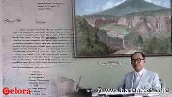 Salinan Surat Bung Hatta untuk Guntur Sukarnoputra mengenai Perjalanan Naskah Pancasila - HARIANACEH.co.id