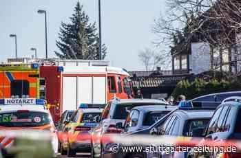 Bluttat in Holzgerlingen - Mutmaßlicher Dreifachmörder nach Stuttgart ausgeliefert - Stuttgarter Zeitung