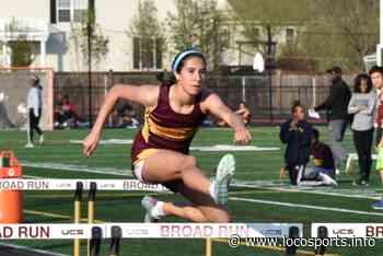 Track & Field: Broad Run Athlete Sabrina Sokol Commits to DI Navy - locosports.info